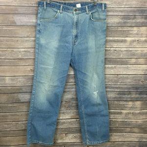 Levi's Irregular jeans